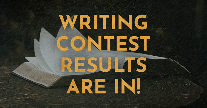 Announcing the Microfiction Contest Winners!