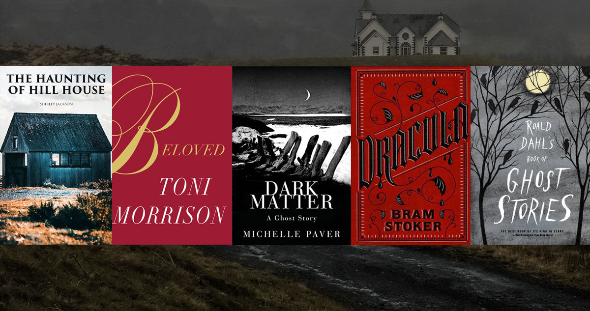 Five horror novel and book recommendations for Halloween at home