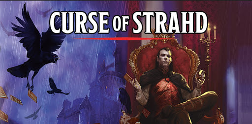 Cure of Strahd cover art