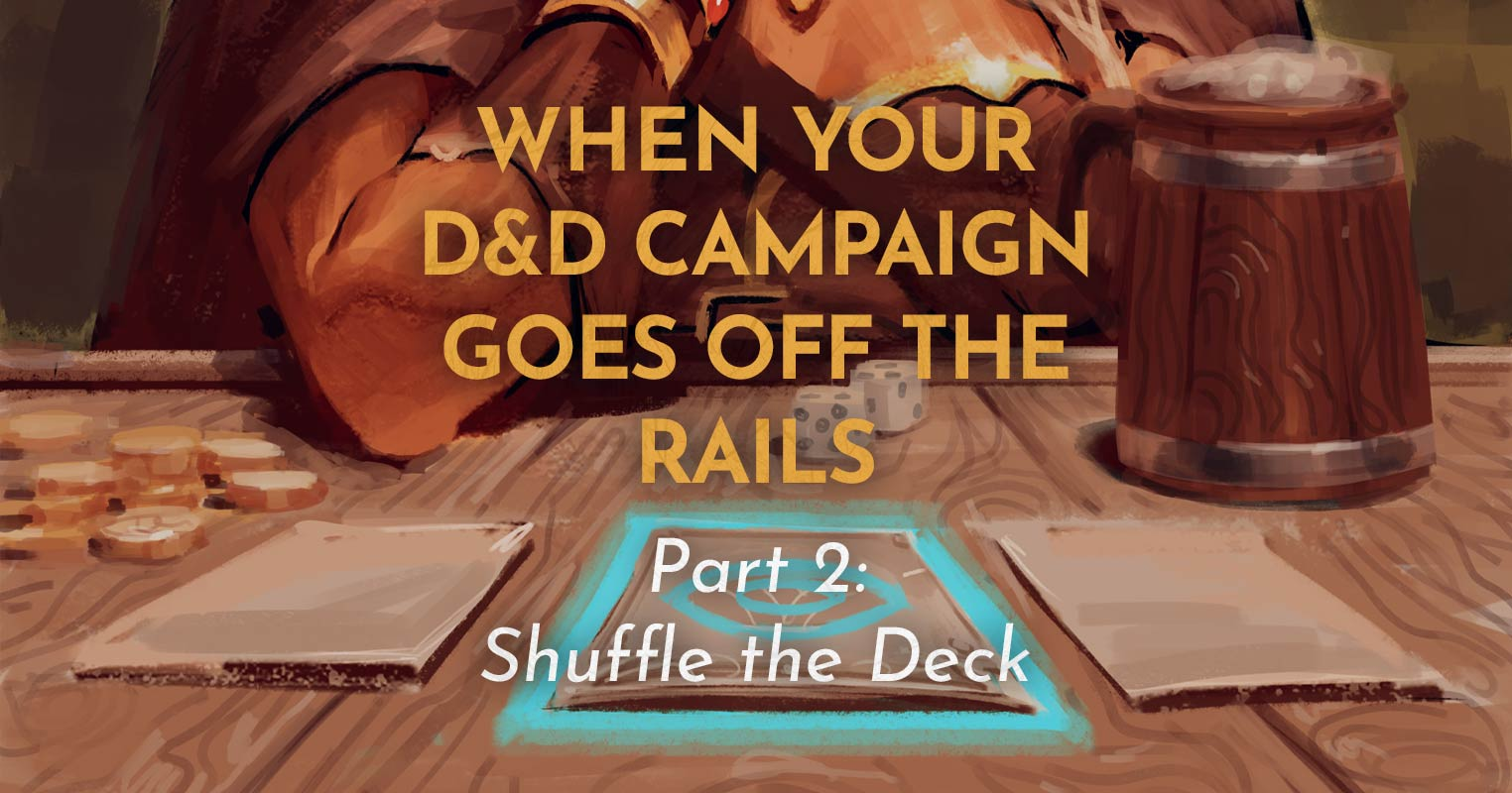 Part 2: Shuffle the Deck