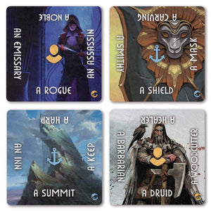 Writing Prompt Expansion Decks Fantasy Expansion: Written in Dragonfire The Story Engine Deck