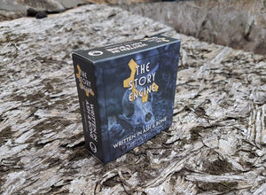Writing Prompt Expansion Decks Horror Expansion: Written in Ash & Bone The Story Engine Deck