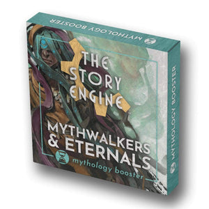 Writing Prompt Booster Sets Mythology Booster: Mythwalkers & Eternals The Story Engine Deck