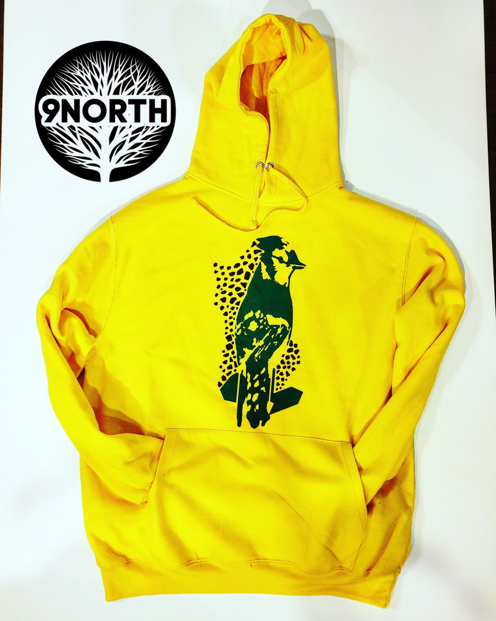 FLY MONEY hoodie by 9ThandNorth - Dakoro Art