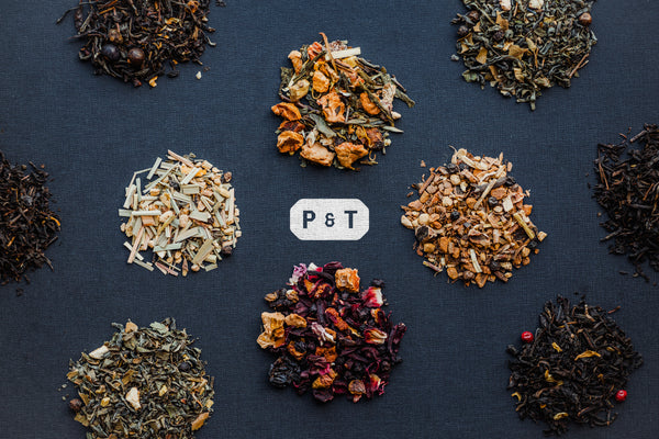 EXPLORING THE WORLD OF TEA BLENDS [INTRODUCTION]