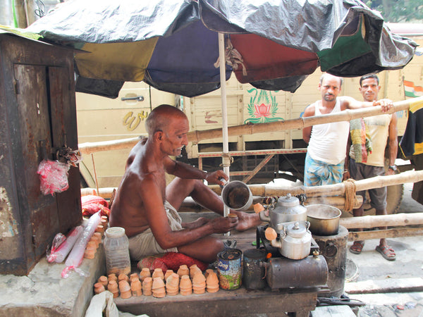 Chai Wallah in India from Chai Wallahs of India blog