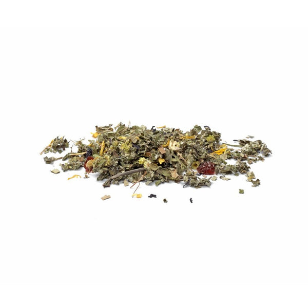 mint, rose hip, sweet A delicate floral blend of herbs and dried flower petals.  Herbal Blend All the Flowers N°812 Paper & Tea