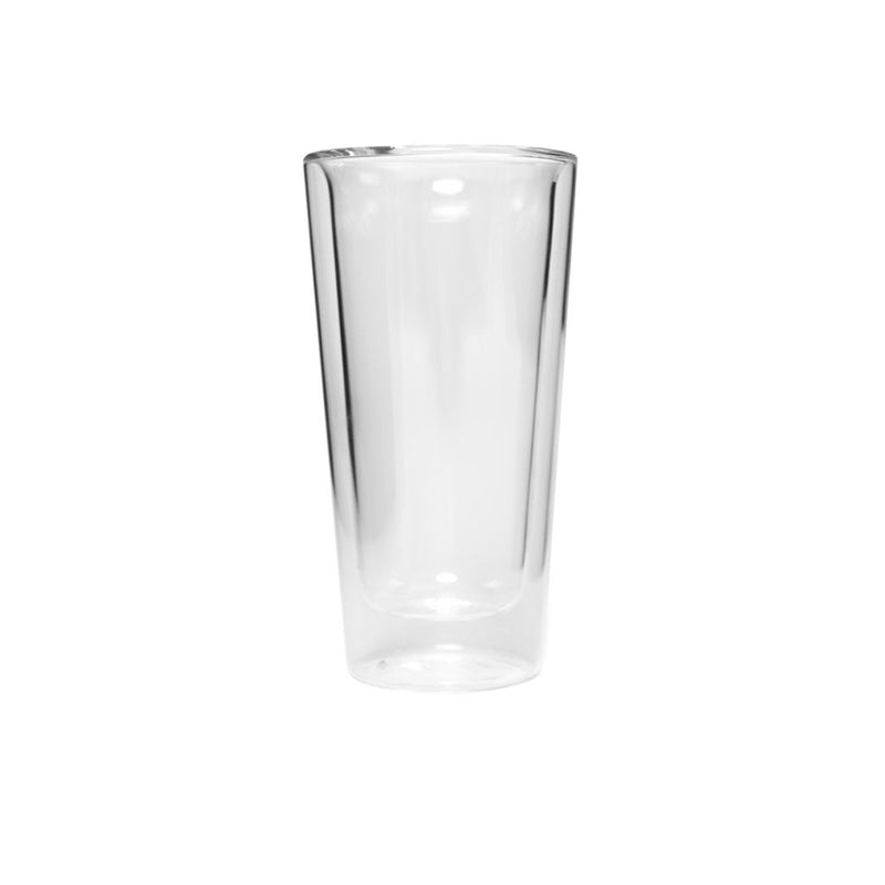 Cylinder Cup, large  A double-walled glass cup: Holds 350 ml. Cup Paper & Tea
