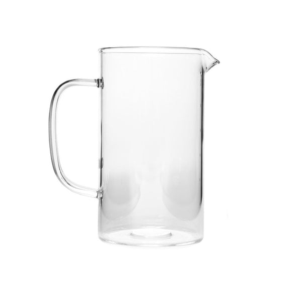 Cylinder Serving Pot medium  A glass decanter for the Cylinder Pot: Holds 600 ml. Serving Pot Paper & Tea