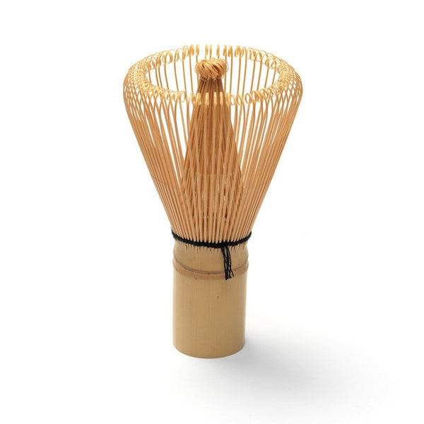 Chasen blonde  A matcha whisk made of bamboo.  Tea Accessoires Paper & Tea