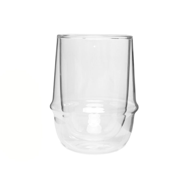 Mugen Cup large  A double-walled glass cup: Holds 350 ml. Cup Paper & Tea