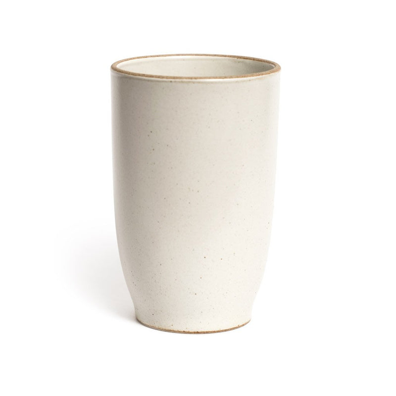 Nori tumbler white  A large porcelain cup with a matte glaze: Holds 350 ml. Cup Paper & Tea