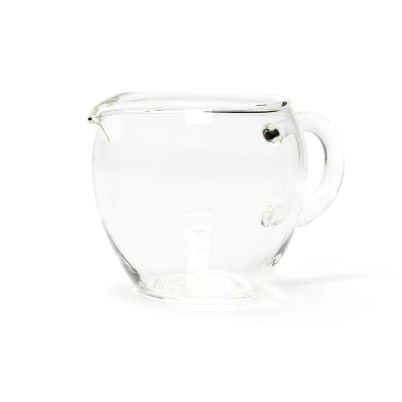Pú Serving Pot  A glass serving pot for gong fu cha: Holds 200 ml.  Serving Pot Paper & Tea