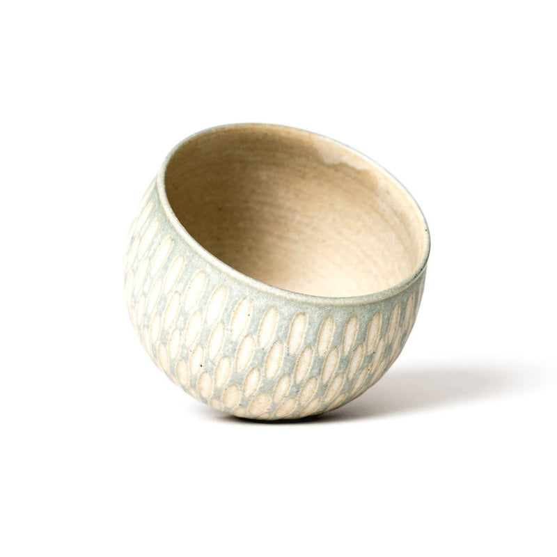 Serenity Cup  A hand-crafted stoneware cup by Mayumi Yamashita: Holds 200 ml. Cup Paper & Tea