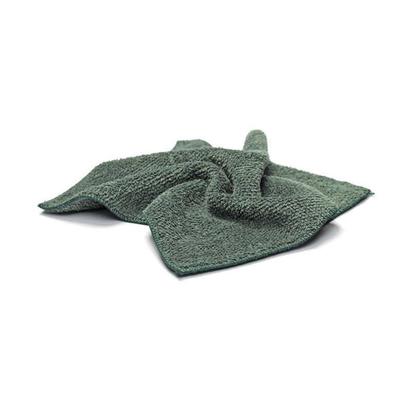 Tea Towel Green  A soft towel for tea spills.  Tea Accessoires Paper & Tea