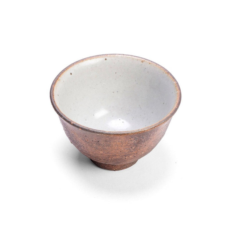 Tokoname Cup  A traditional Japanese cup made from Tokoname clay: Holds 50 ml. Cup Paper & Tea