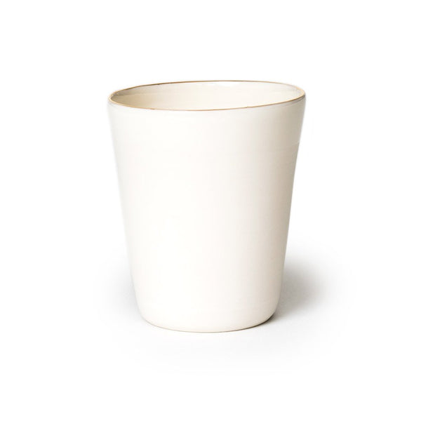 White Cloud cup  A hand-crafted porcelain cup by Nastia Eliseeva: Holds 100 ml. Cup Paper & Tea