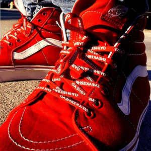 Signature Sneakerhead Laces - Get Laced Laces