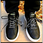Youth Dynamic UNSTOPPABLE! Laces - Black - Get Laced Shoelaces