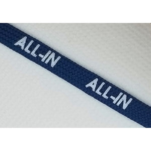 Dedicated All-In Laces - Navy Blue - Get Laced Shoelaces