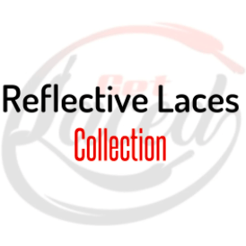 Reflective Laces Pack - Get Laced Shoelaces