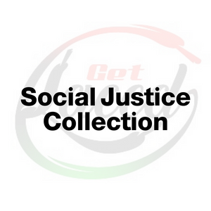 Social Justice Laces Pack - Get Laced Shoelaces