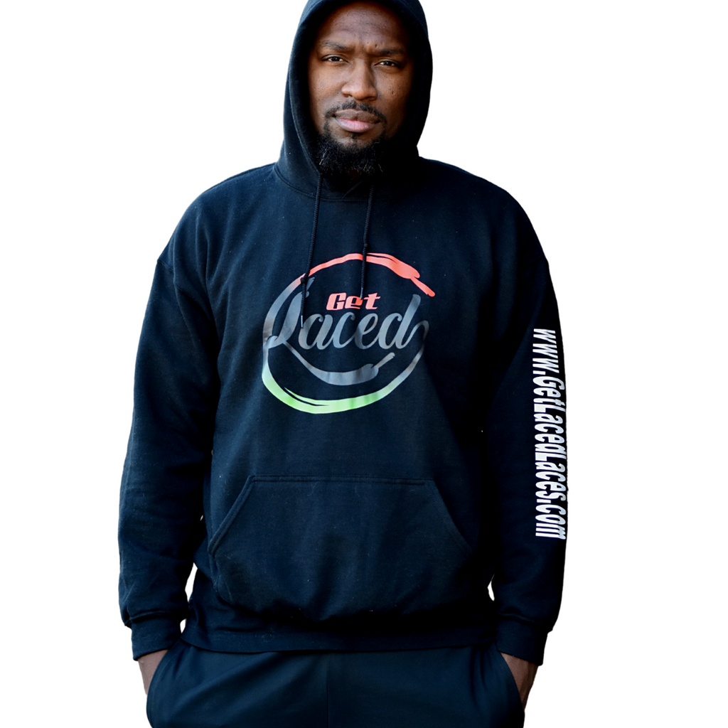Get Laced Team Hoodie - Get Laced Laces