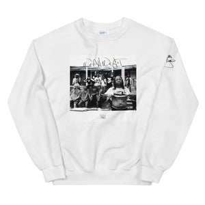 """W.A.W.G"" Official Album Crew Neck"