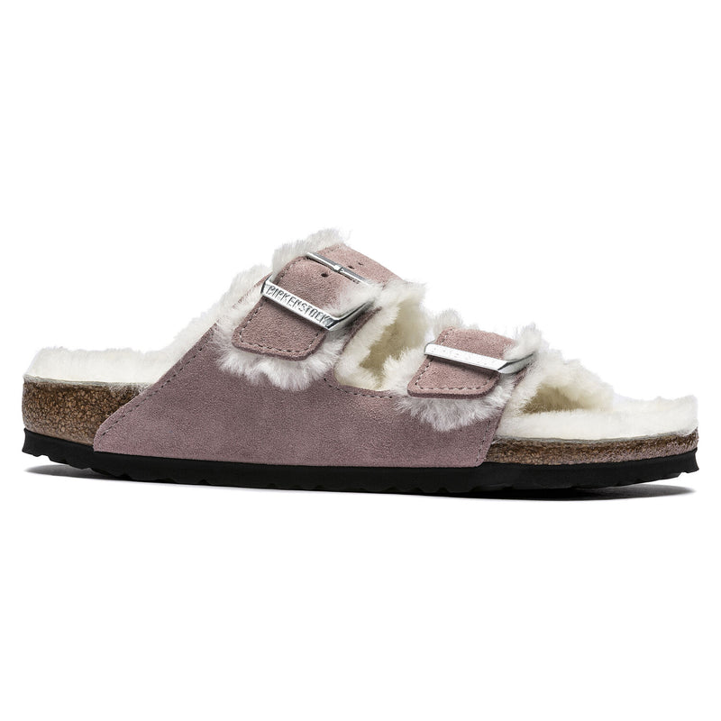 Arizona Shear | Suede | Lavender Blush