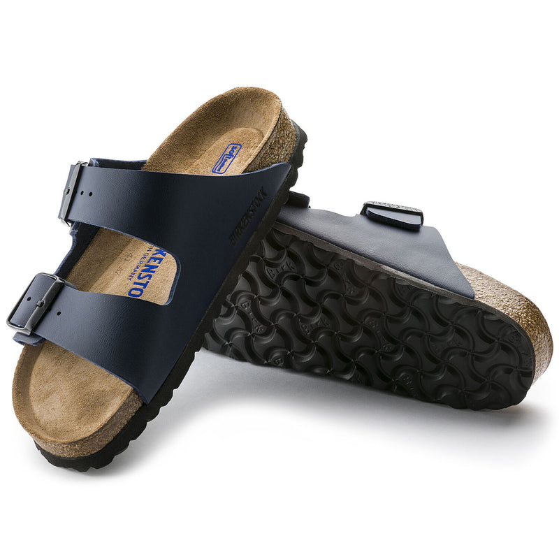 Arizona | Soft Footbed | Birko-Flor | Blue