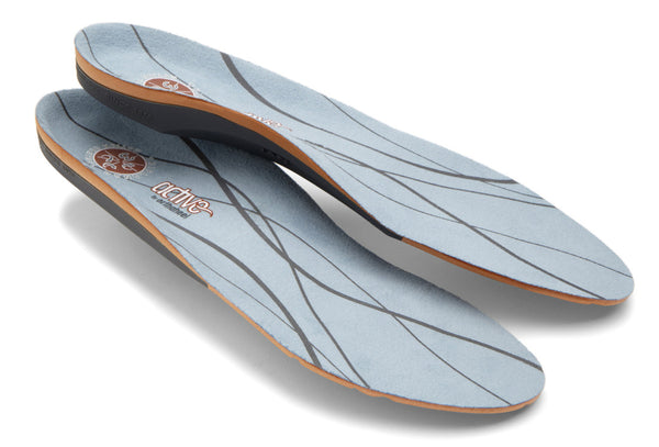 Active Full Length Insoles | Light Blue