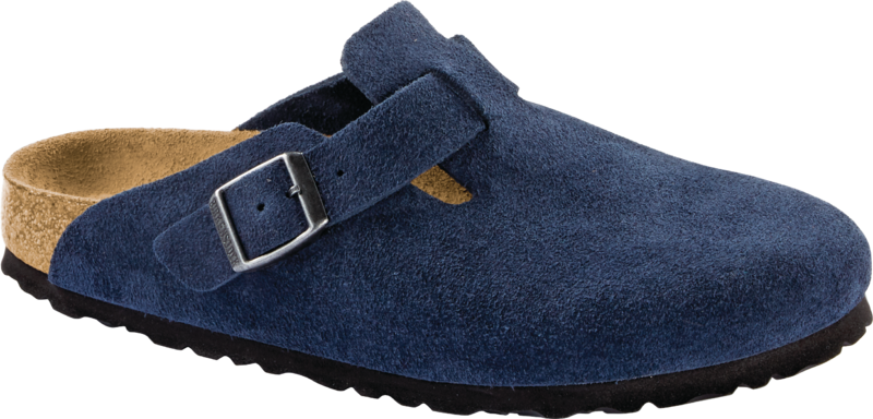 Boston | Soft Footbed | Suede | Night