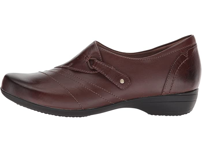 Franny | Burnished Calf | Chocolate