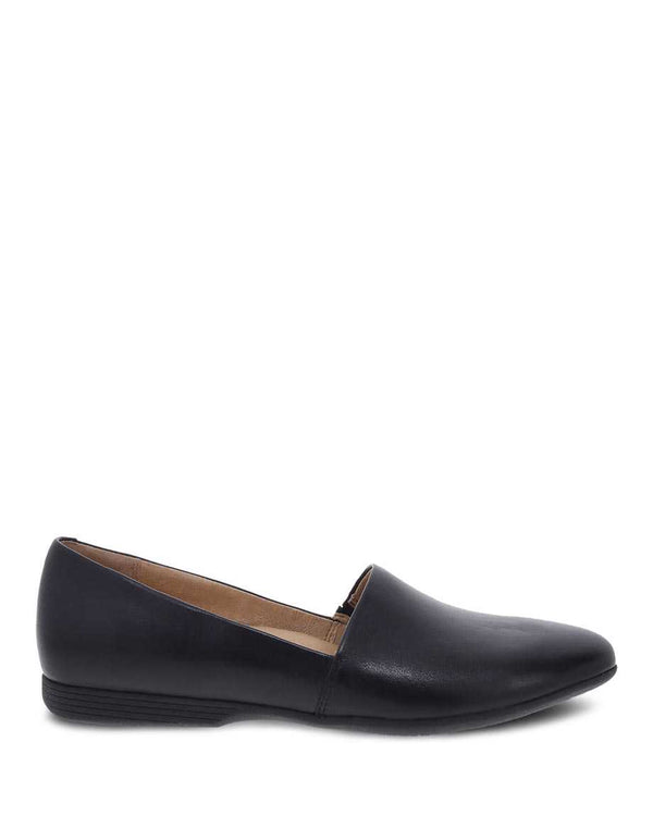 Larisa | Milled Nappa | Black