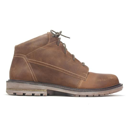 Limba | Leather | Saddle Brown