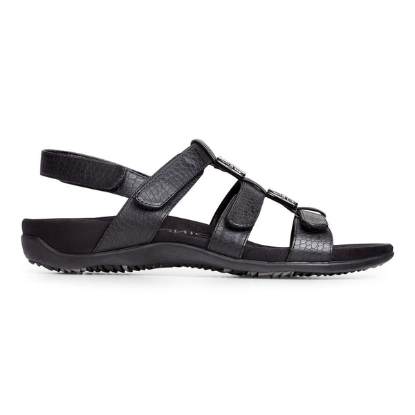 Rest Amber | Black Crocodile