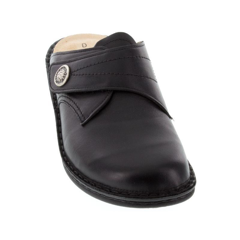Santa Fe Soft | Women | Black Nappa
