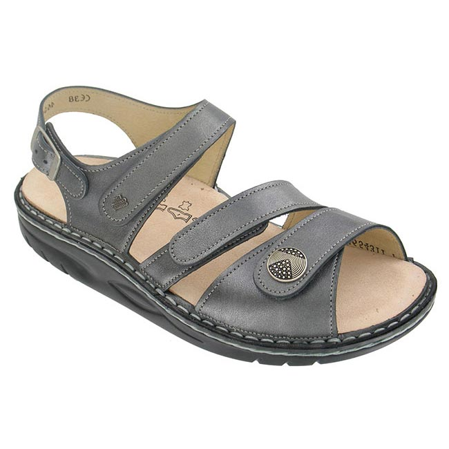 Tiberias Finnamic | Women | Anthracite Luxory