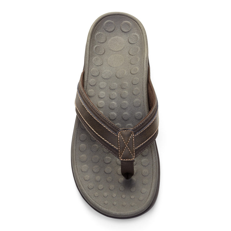 Tide Flip | Men | Brown Leather