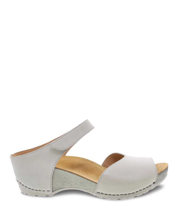 Tracy | Burnished Calf | Ivory