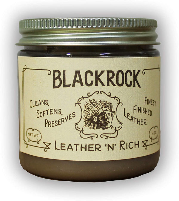 Blackrock Leather 'N' Rich