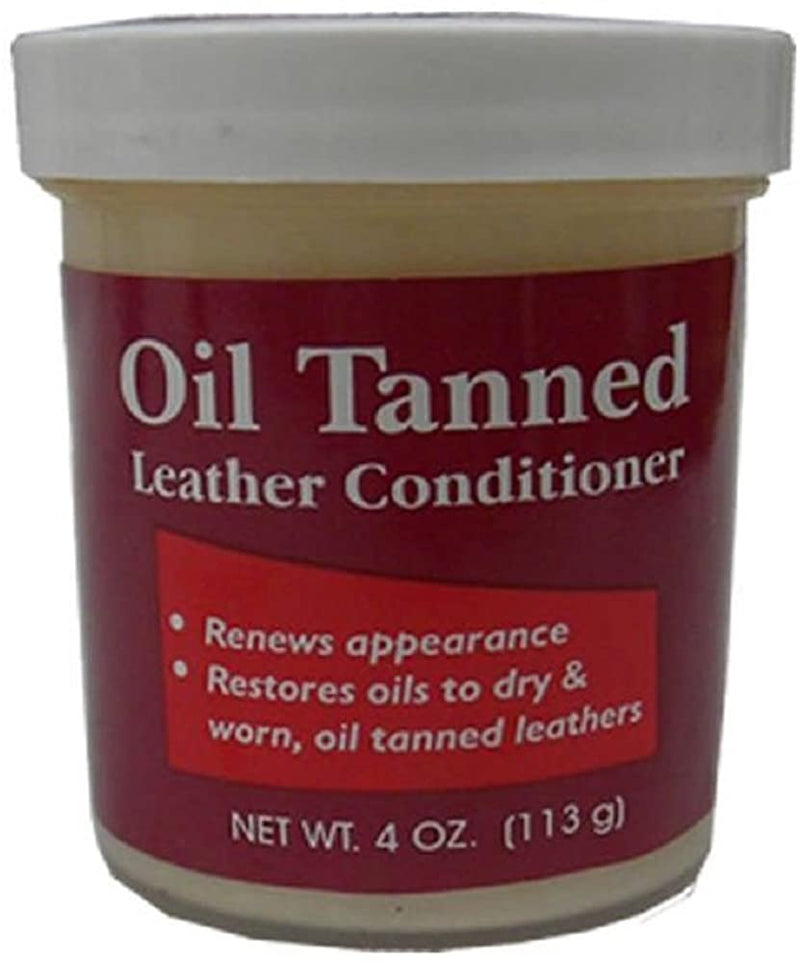 Cadillac Oil Tanned Leather Conditioner