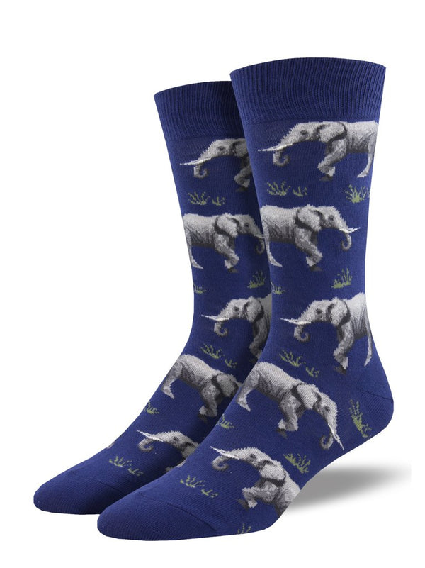 Raising a Herd | Men | Blue