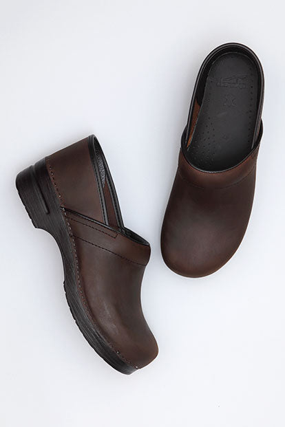 Professional Oiled | Women | Antique Brown/Black