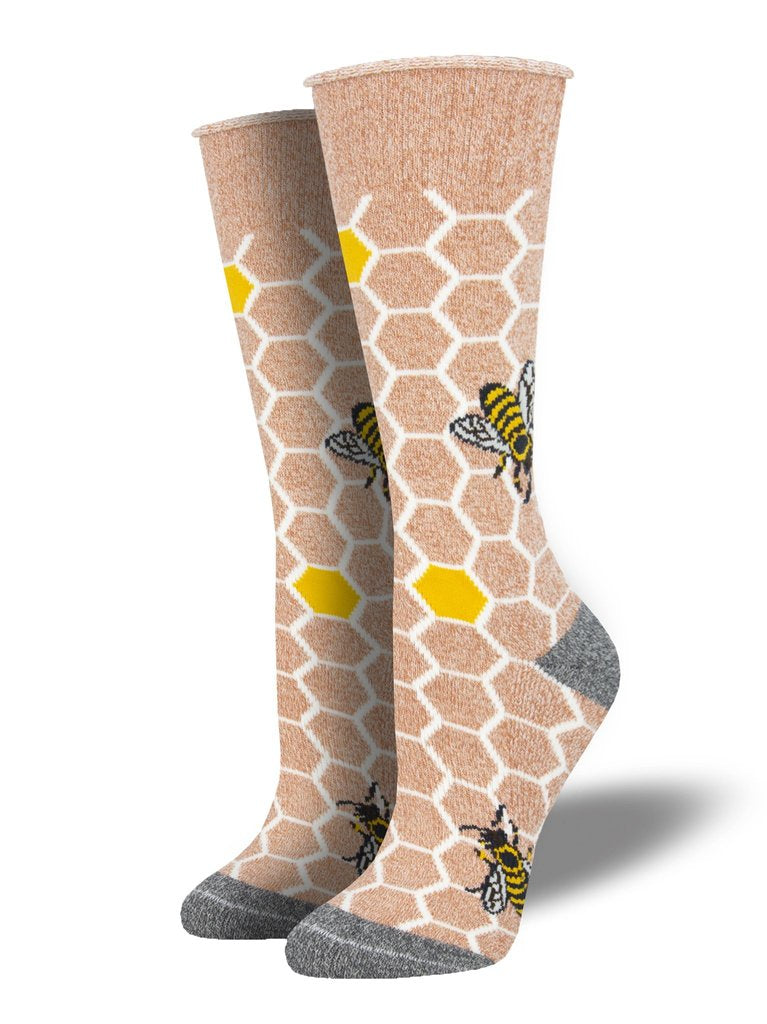 Honey Bee | Recycled Cotton | Clay