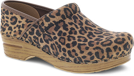 Professional | Suede | Leopard