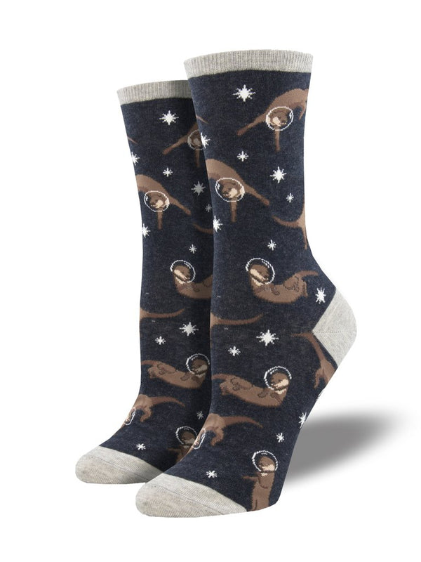 Otter Space | Women | Charcoal Heather