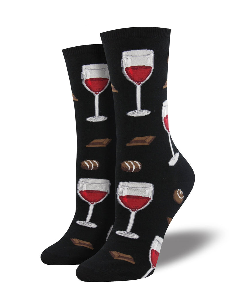Time to Wine Down | Women | Black