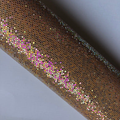 Gold MultiColour Sequin