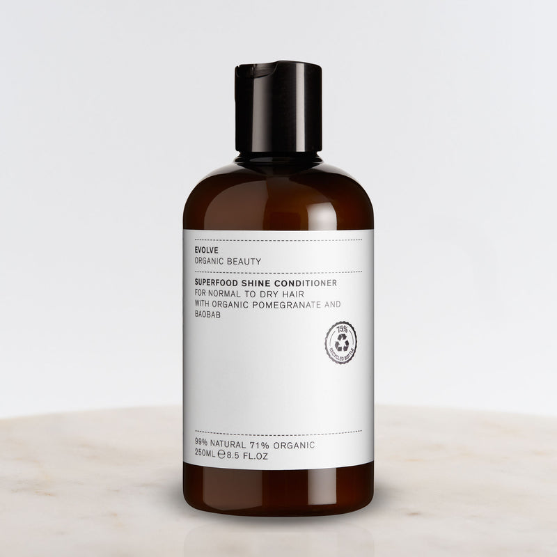 Superfood Shine Conditioner Bottle